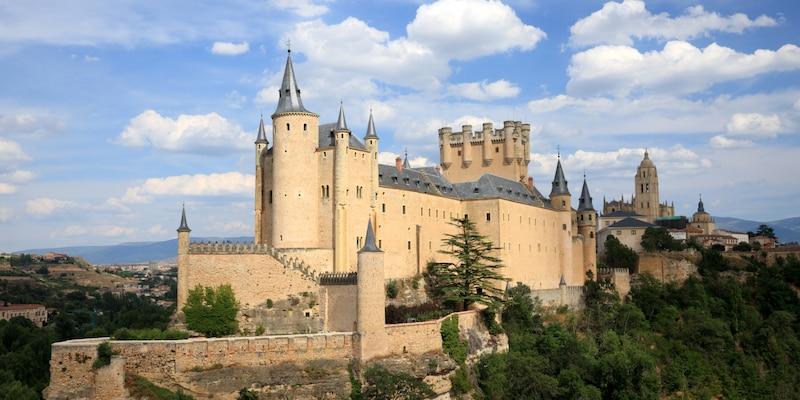 Alcazar Of Segovia Tour Adventures By Disney