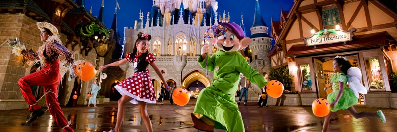 special events - Disneys Not So Scary Halloween Party