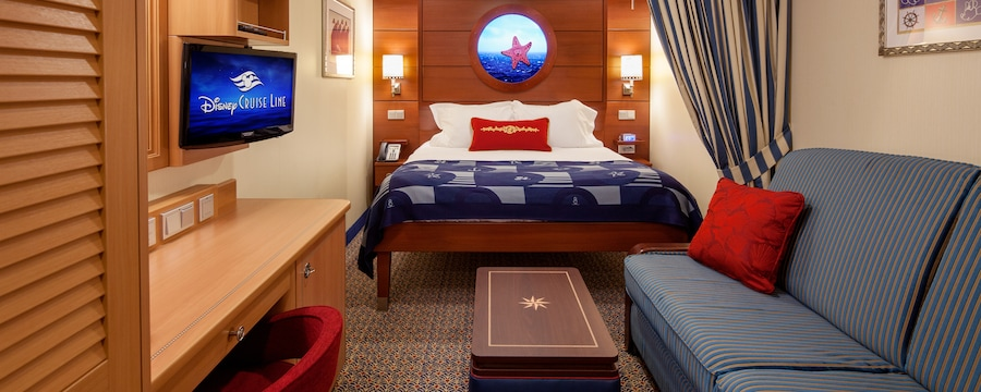 Disney Dream Inside Staterooms
