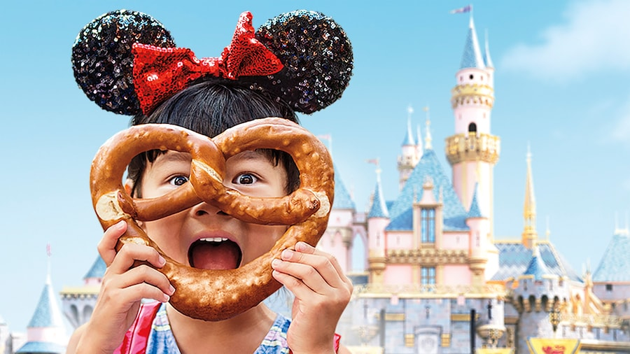 Get More Happy at Disneyland Resort