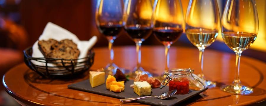 Wine Paring Cheese Platter