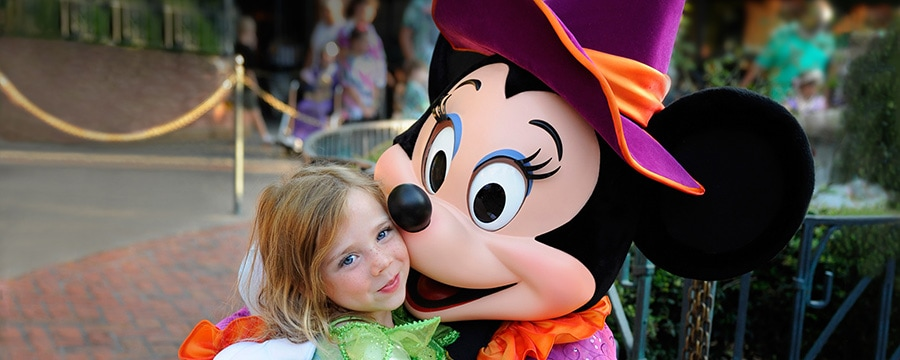 Mickey's Not-So-Scary Halloween Party | Walt Disney World Resort