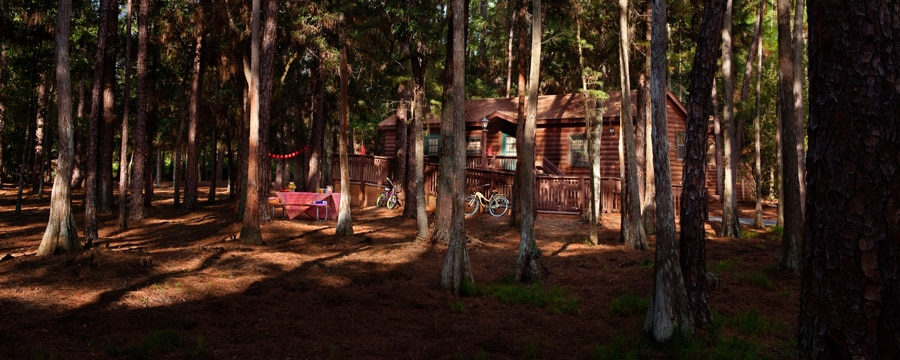 The Cabins At Disney S Fort Wilderness Resort Walt