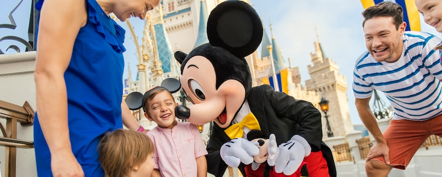 Experience Disney Magic Together Walt Disney World Resort - Disney family packages