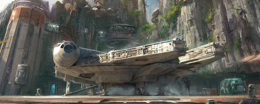Image result for galaxy's edge 2019