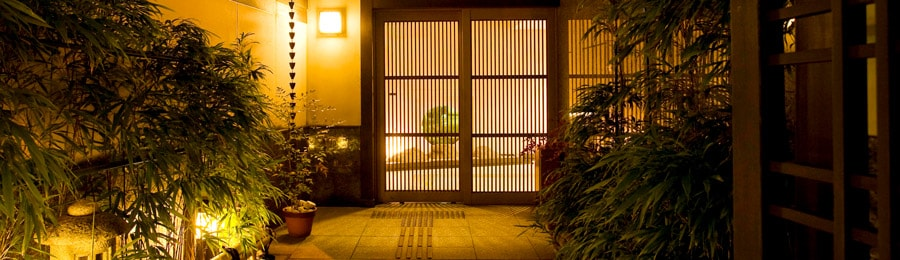 The entrance to Tokyu Vacations Kyoto Resort