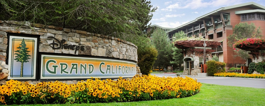 The Villas At Disney S Grand Californian Hotel Spa