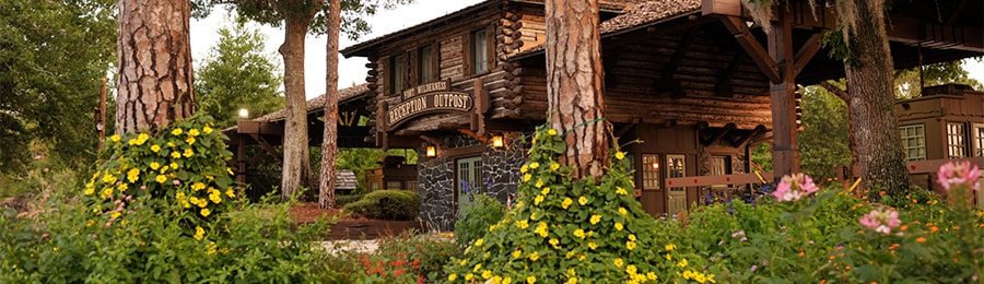 Book the campsites at disney 39 s fort wilderness resort for Fort wilderness cabins reservations