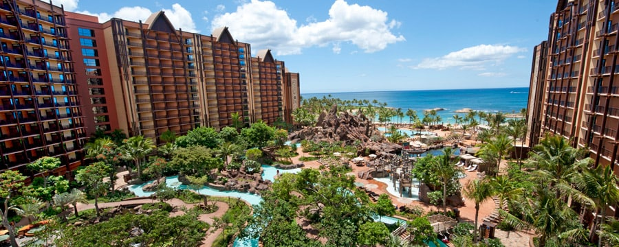 Aulani Disney Vacation Club Villas Ko Olina Hawaii