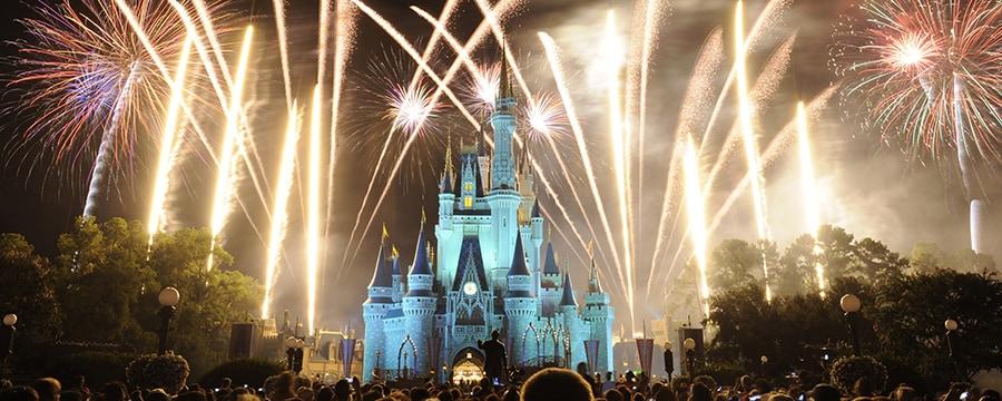 New Year's Eve at Walt Disney World Resort | Walt Disney ...