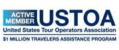 United States Tour Operations Association logo