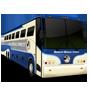 Ícone do ônibus Magical Express