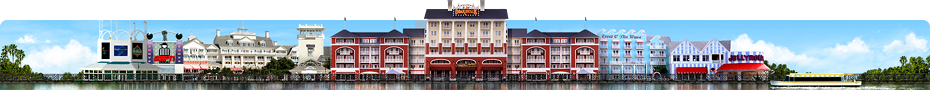 Disney's BoardWalk Villas